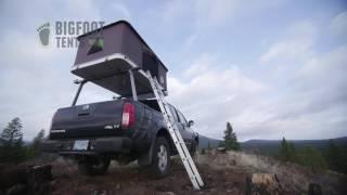 Bigfoot Roof Top Tent - Explorer Series