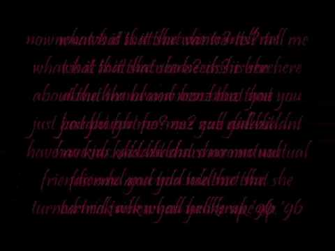 mya case of the ex with lyrics