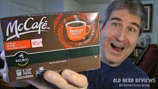 McDonalds McCafe Coffee K-Cups REVIEW (Java-Palooza, Ep 5)