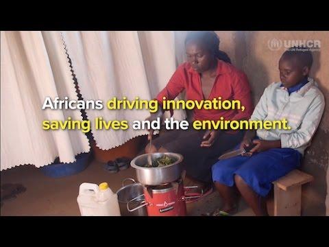 Rwanda: Clean Cook-stoves Improve Refugee Lives