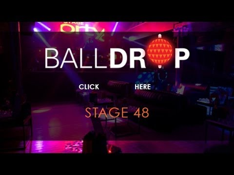 BallDrop.com Presents New Years Eve at Stage 48 Times Square - 212-201-0735