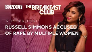 Russell Simmons accused of rape by multiple women | Rumor Report