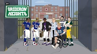 Gridiron Heights, Season 2, Ep. 10: Teddy Bridgewater Is Morgan Freeman In 'Shawshank Redemption'