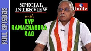 Congress KVP Ramachandra Rao On AP Special Status..