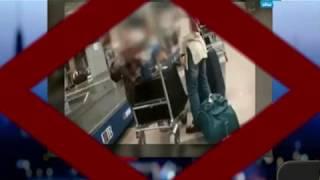 شاهد.. لحظة القبض على بعض المسئولين في مطار القاهرة بتهمة الرشوة ...
