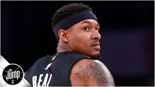 Bradley Beal says he's the 2nd-best SG in the NBA behind James Harden; is he? | The Jump