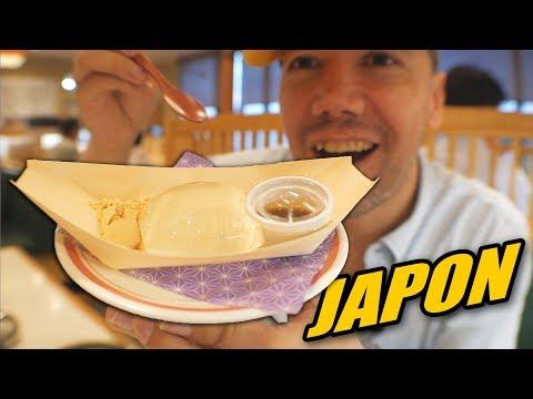 DE LO MAS RARO que HE COMIDO en JAPON | POSTRE JAPONES