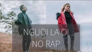 Người Lạ Ơi  - NO RAP - Fan Make
