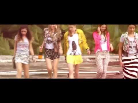 MONA B - Trespassing Girls 2012