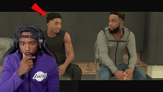 Donovan Mitchell Trying To Finesse Me To Sign A Sneaker Deal! NBA 2K20 MyCareer Ep 9