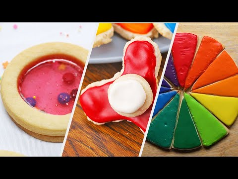 Creative Cookie Ideas For Kids ? Tasty Recipes