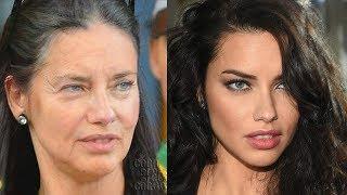 Victoria's Secret Angels Without Makeup