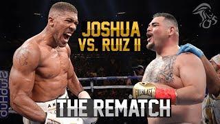 Anthony Joshua vs. Andy Ruiz 2 -