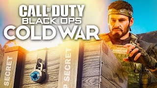 BLACK OPS COLD WAR REVEAL – MYSTERY BOX OPENING: STEP 1! (Call of Duty 2020)