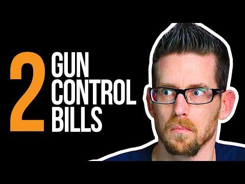 2 MASSIVE Gun Control Bills