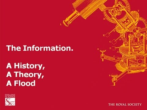 The Information. A History, A Theory, A Flood
