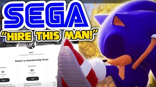 The Problem With Sonic Fan Games