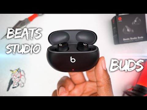 NEW Beats Studio Buds Unboxing & Review!