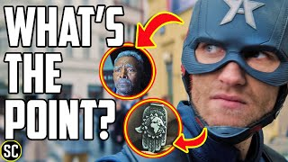 FALCON and WINTER SOLDIER: What's the Point? | EVERYTHING Explained + Deeper Meaning BREAKDOWN