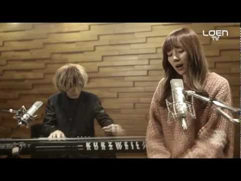 LIVE : SunnyHill(써니힐) _ Cold Day (With Yoon Hyun Sang) 추워지니(With 윤현상) MV [ENG SUB]