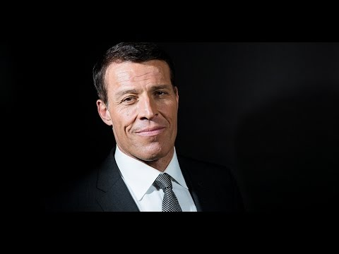 Tony Robbins on advice from the top financial minds