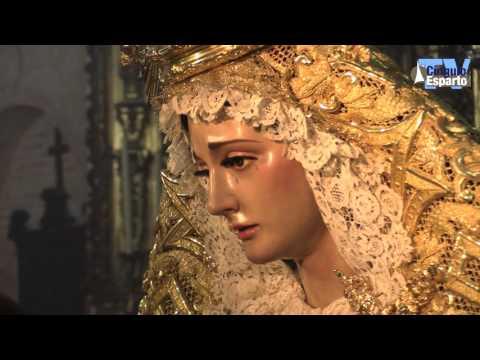 Besamanos de la Virgen del Carmen Doloroso
