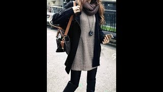 The best winter outfits warm casual