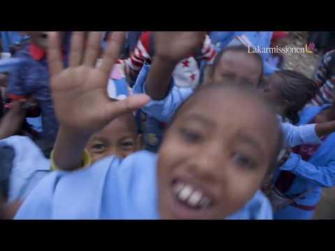 Projekt för barn med funktionshinder, Hawassa Etiopien
