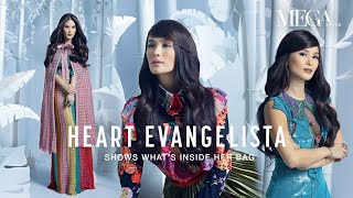 Heart Evangelista Shows What's Inside Her Bag