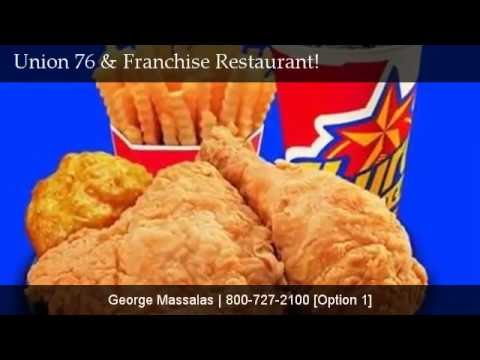 Union 76 Station & Franchise Chicken Restaurant!