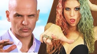 Pitbull - Timber ft. Ke$ha PARODY!! Key of Awesome #82