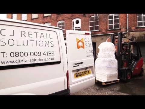 CJ Retail   Company Film Online
