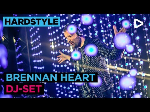 Brennan Heart (DJ-SET) SLAM! | MixMarathon XXL @ ADE 2018