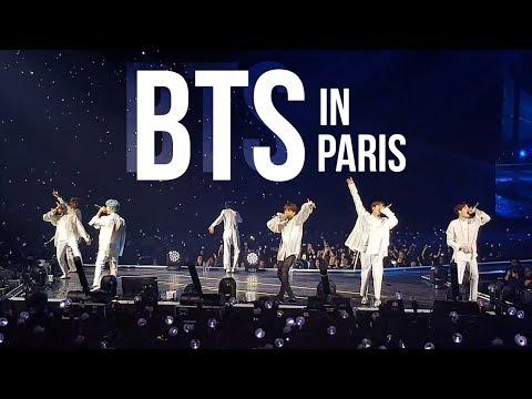 BTS IN PARIS ♡ MEILLEUR CONCERT EVER (ENG SUB)