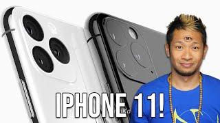 iPhone 11: New renders reveal camera details