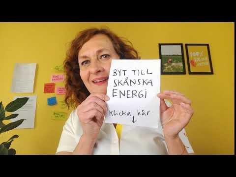 Skånska Energi kampanj hösten 2018