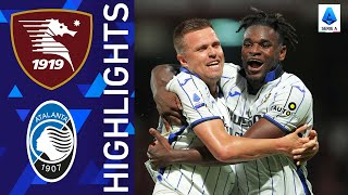 Salernitana 0-1 Atalanta | Zapata secures the win for Atalanta | Serie A 2021/22