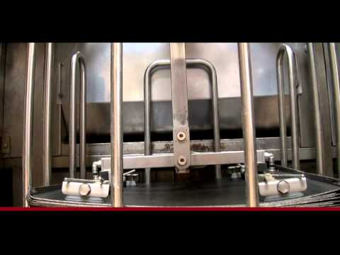 JEROS Case Södervidinge Bagaren - Industrial Tray Cleaner system