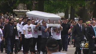 Hundreds Gather To Pay Respects For Slain Pregnant Teen Marlen Ochoa