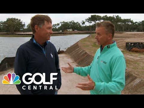 Mark and Davis Love detail redesign of Sea Island's Plantation Course | Golf Central | Golf Channel