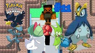 Pokémon Diamante Episodio 11 Camino de bicis y casa del bayólogo