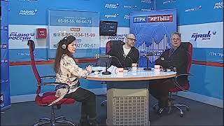 «Новый день с Ларисой Белобородовой», гость студии — главный режиссёр «Пятого театра» Максим Кальсин