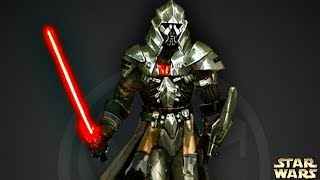 The Story of Tulak Hord - THE GREATEST SITH LORD WHO EVER LIVED