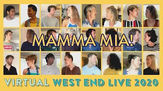 MAMMA MIA!'s Virtual West End LIVE | Performances, Q&A and more!