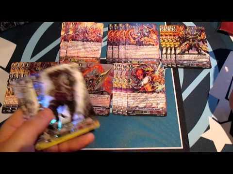 Cardfight!! Vanguard - G-LD02 - Legend Deck : The Overlord Blaze Toshiki Kai
