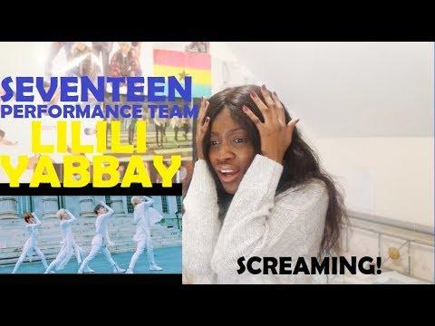 SEVENTEEN(세븐틴) SVT PERFORMANCE TEAM - 13월의 춤/ LILILI YABBAY MV REACTION [SPEECHLESS!]