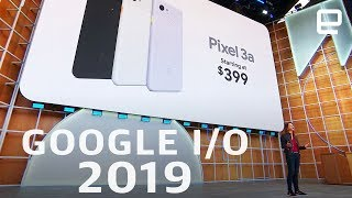 Google I/O 2019 event summarized