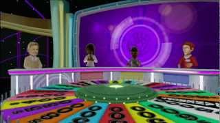 [Wheel of Fortune 2012] - Online Game # 1