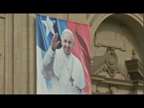 Il viaggio difficile di Papa Francesco in Cile e Perù