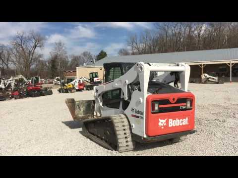 For Sale: Used Bobcat T750